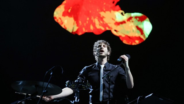 Mixing Gotye across the globe, twice.