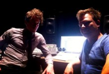 In the studio with Colour Bomb