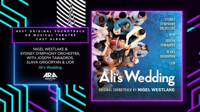 Ali's Wedding ARIA Win