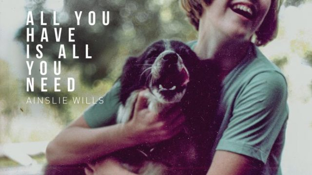 New Ainslie Wills LP